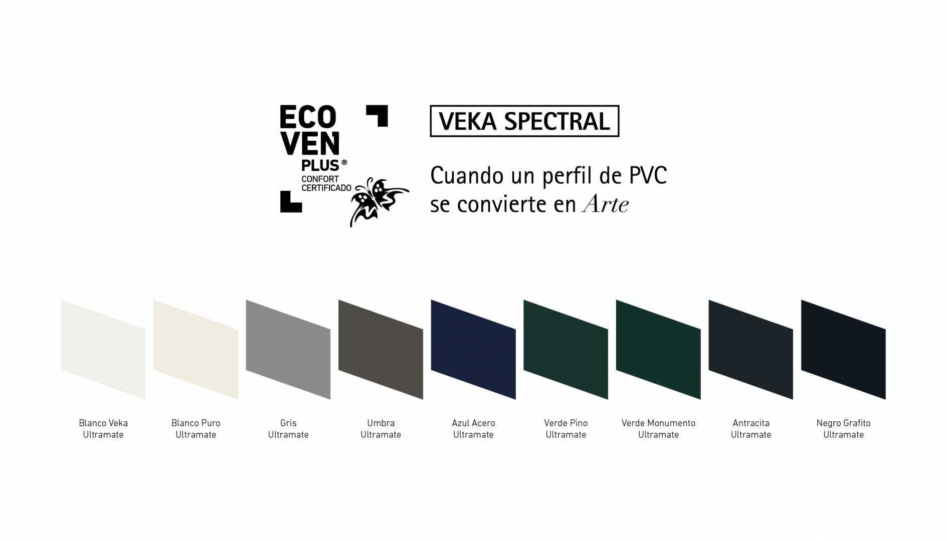 , SPECTRAL. CUANDO UNA VENTANA DE PVC SE CONVIERTE EN ARTE