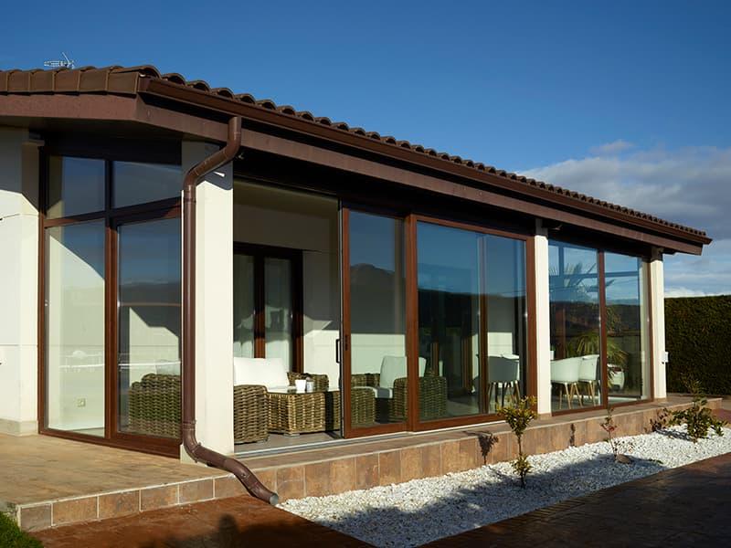 , Ecoven plus, la única ventana de PVC con calidad certificada, con perfiles VEKA