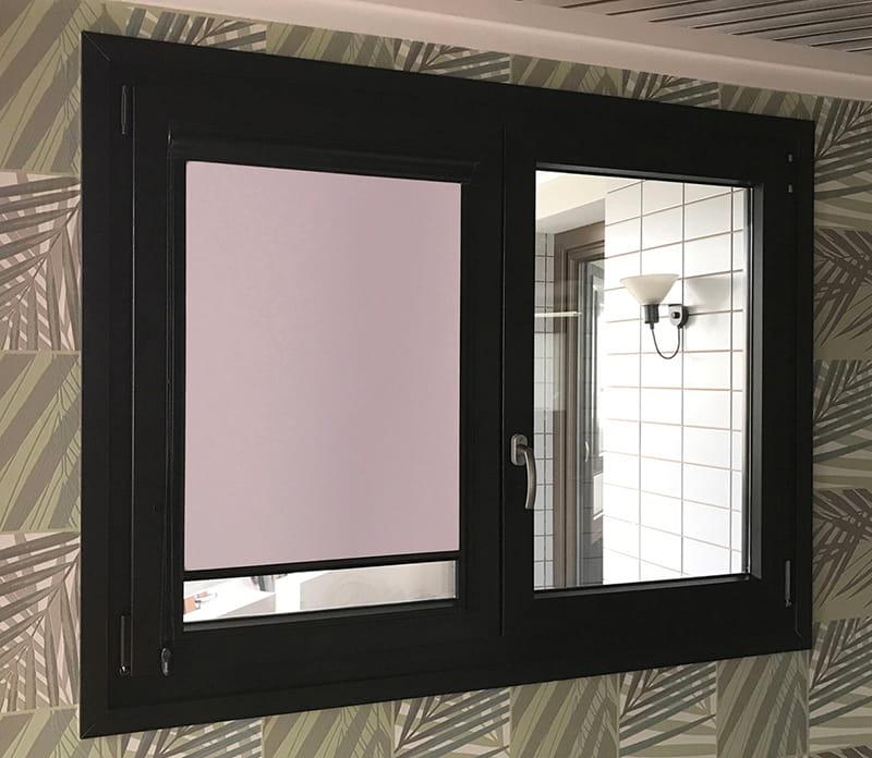 , Control solar con ventanas de PVC. Contraventanas y acristalamientos especiales